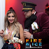 161 Jim Beam Fire and Ice Halloween by Zymage JZ
