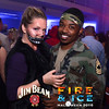 163 Jim Beam Fire and Ice Halloween by Zymage JZ