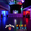 150 Jim Beam Fire and Ice Halloween by Zymage JZ