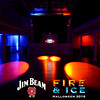 148 Jim Beam Fire and Ice Halloween by Zymage JZ