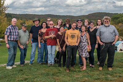 Jim Haberberger's Retirement Party at Balducci Vineyards