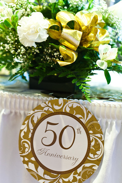 Jimmar 50th Wedding Anniversary