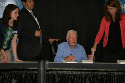 Jimmy Carter - October 2010