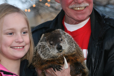 2-02-2012 Jimmy The Groundhog