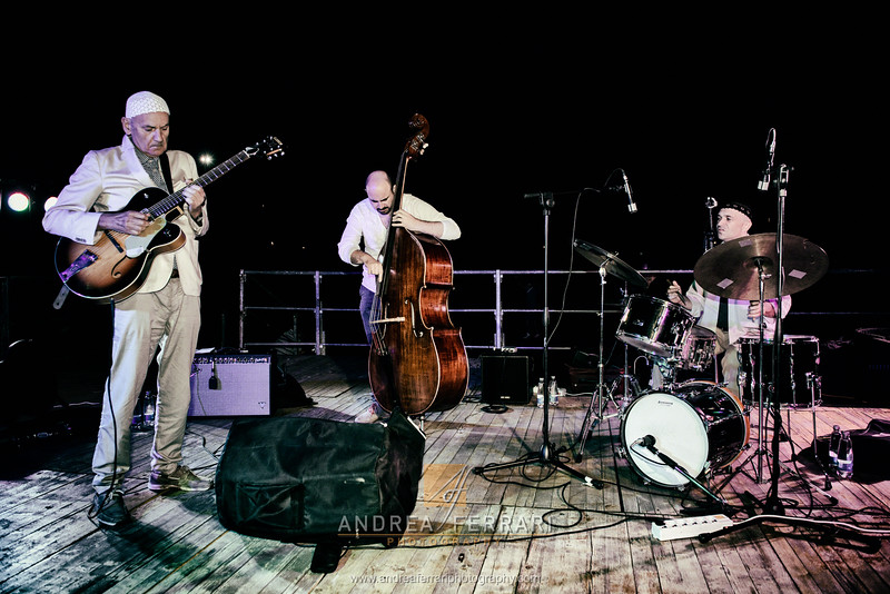 Modena blues festival 2016 - Jimmy Villotti Trio - (1)