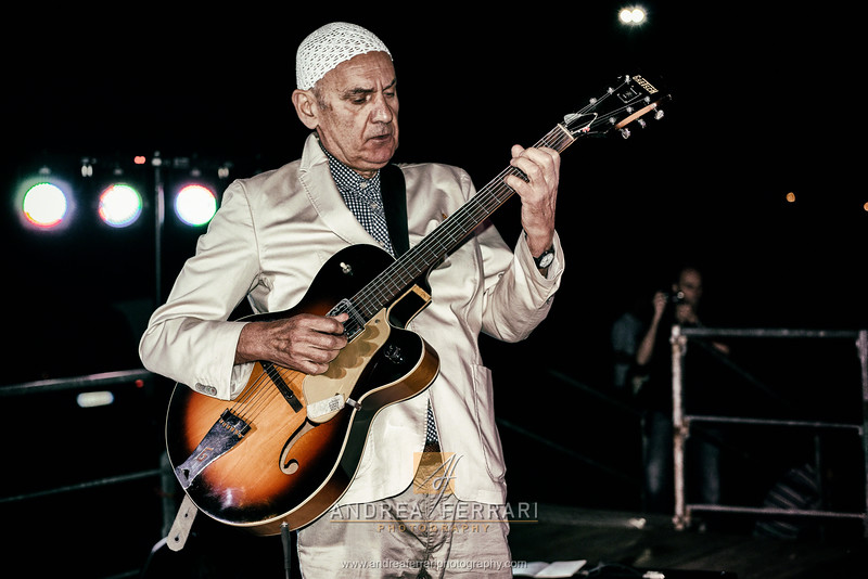 Modena blues festival 2016 - Jimmy Villotti Trio - (2)