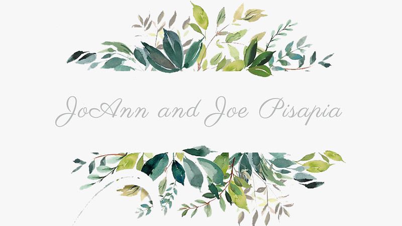JoAnn and Joe 50th