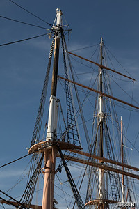 Star of India Rigging