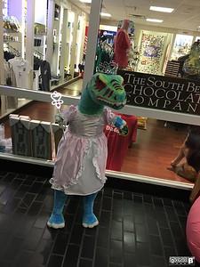 Fairy Princess Dinosaur
