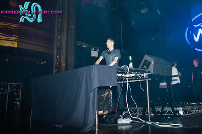 Joachim Garraud & Lazy Rich - Webster Hall - NYC - Kimberly Mufferi Event Photography