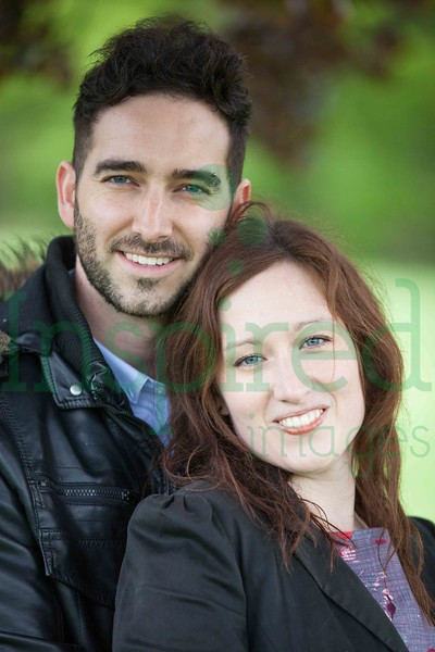 Joanna & Andrew Engagement Shoot - Richmond Park