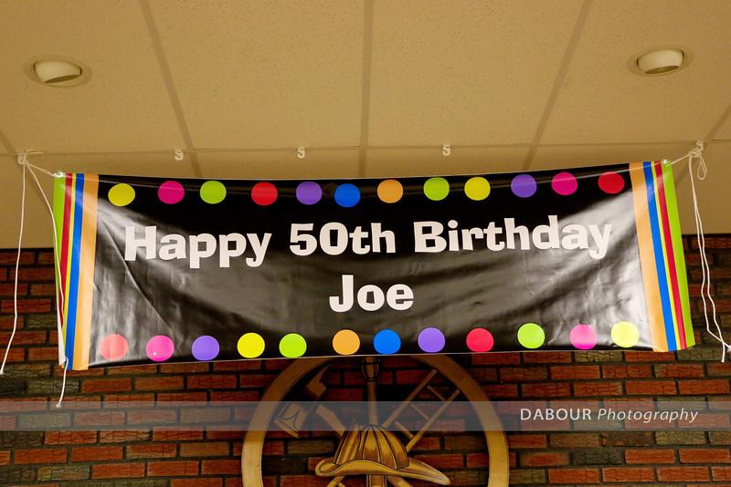 Joe Mecsey III 50th