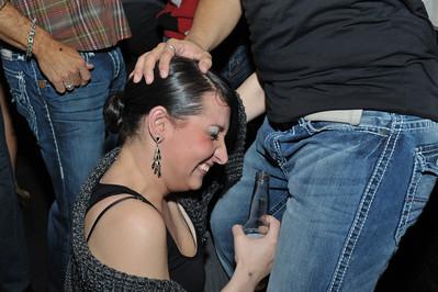 Joel Jarvis The LINKLV Mingle Mayhem Party at Blush Nightclub in the Wynn Casino Las Vegas photograph by Mark Bowers