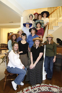 Tea Party ladies.