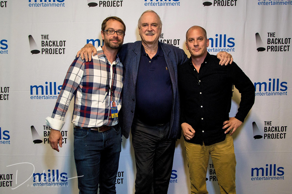 John Cleese at State Theatre