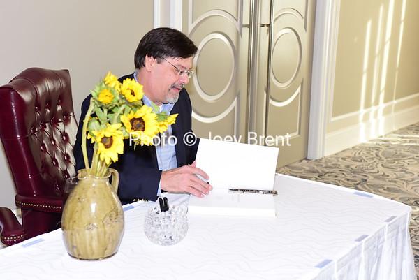 John Cofield Book Signing 10-16-17