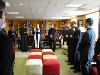 John Paul II Room Dedication