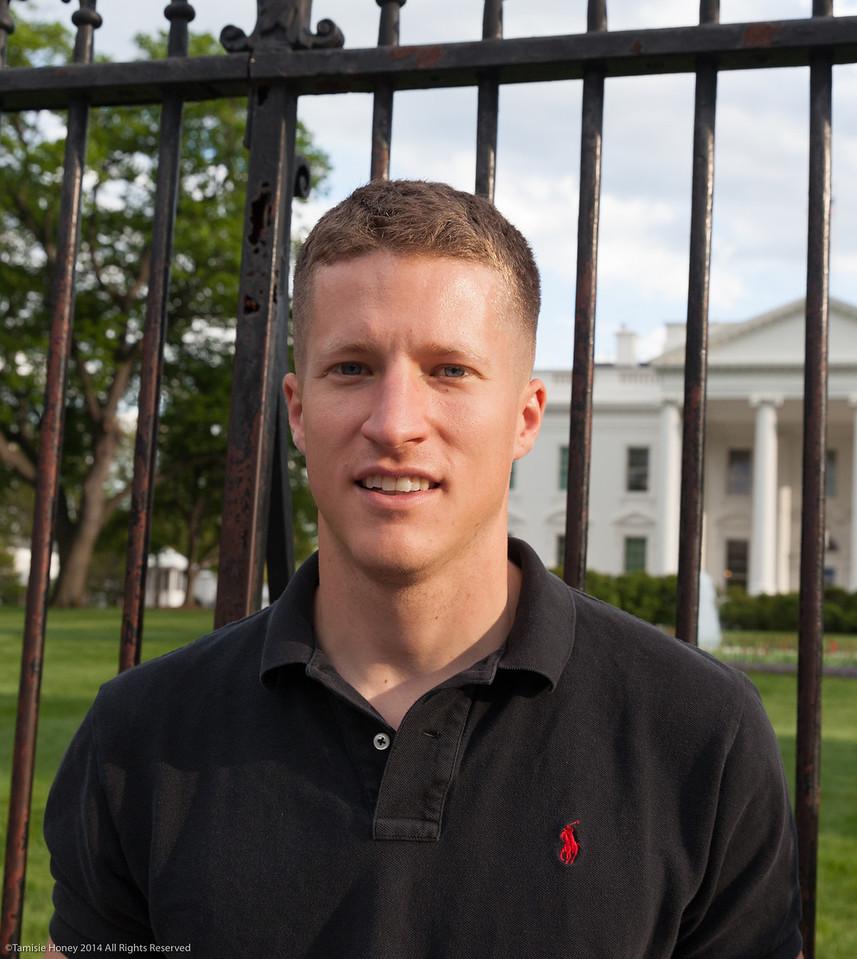 John and White House