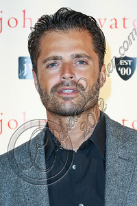 LOS ANGELES, CA - OCTOBER 17:  Actor / singer David Charvet attends the John Varvatos West Hollywood 10 year anniversary celebration featuring Paul Weller at John Varvatos Los Angeles on October 17, 2012 in Los Angeles, California.  (Photo by Chelsea Lauren/WireImage)