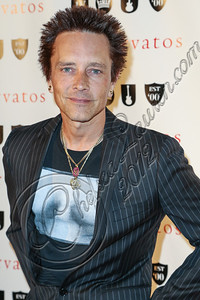 LOS ANGELES, CA - OCTOBER 17:  Guitarist Billy Morrison attends the John Varvatos West Hollywood 10 year anniversary celebration featuring Paul Weller at John Varvatos Los Angeles on October 17, 2012 in Los Angeles, California.  (Photo by Chelsea Lauren/WireImage)