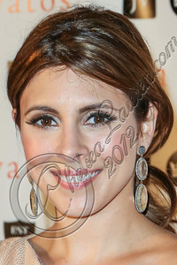 LOS ANGELES, CA - OCTOBER 17:  Actress Jamie-Lynn Sigler attends the John Varvatos West Hollywood 10 year anniversary celebration featuring Paul Weller at John Varvatos Los Angeles on October 17, 2012 in Los Angeles, California.  (Photo by Chelsea Lauren/WireImage)