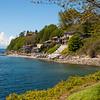Shoreline just West of Elliott Bay Marina