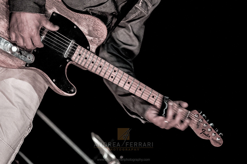 Modena blues festival 2017 - Johnny La Rosa Meets KGB - 4