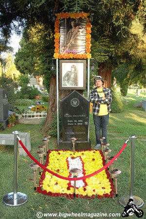 Johnny Ramone Tribute - at The Hollywood Forever Cemetery - Los Angeles, CA - July 25, 2010