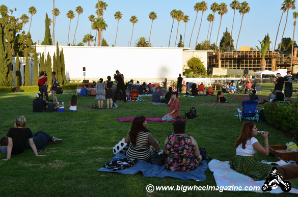 Photo - 8th Annual Johnny Ramone Tribute - at The Hollywood Forever Cemetery - Los Angeles, CA - August 19, 2012