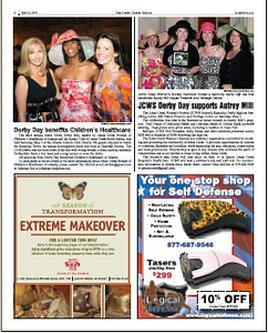 The Event was featured in The Johns Creek Herald.