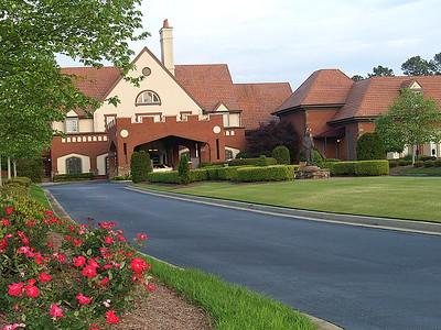 The Atlanta Athletic Club, Johns Creek, Georgia.
