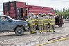 Joint Fire Training 2006 August 26 - Flashover Training Unit
