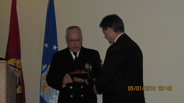 Joint Military Ball 2010