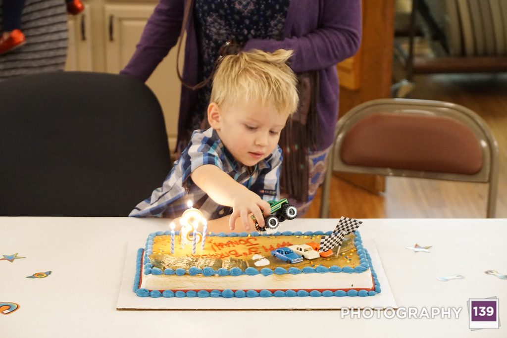 Jonah Turns 3