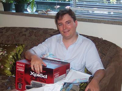 Jonathan's 40th Birthday: 28 July 2006