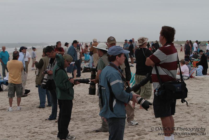 JonesBeachAirshow2010-1035 - I wasn't the only photog on the beach - by a long shot!
