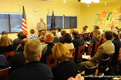 2014 Jonesville Citizenship and Wall of Honor Award Ceremony