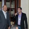 Dinner with YPO Jordan at the home of Karim Kawar (YPO Jordan) - Former Jordanian Ambassador to the United States.