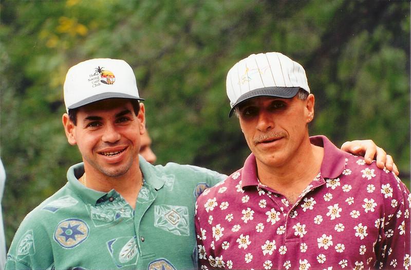 Joe Sferruzza & Ron Gaeta