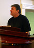 JM at piano