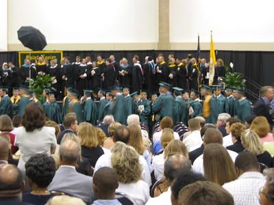 Joseph's graduation