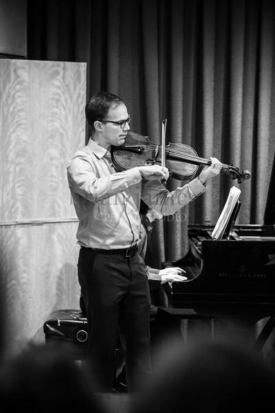 Josh Eastman Recital