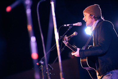 "Josh Garrels ""The Light Came Down"" tour with The Brilliance and A Boy & His Kite"