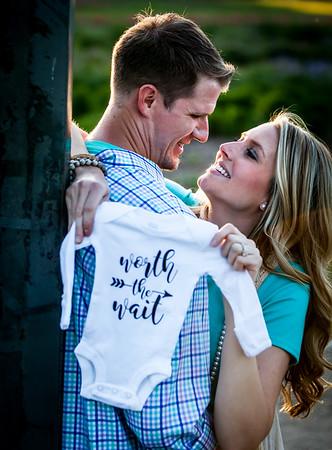 Josh and Kristi Baby Announcement - 2018-06