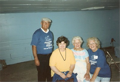 Oscar, Marcia, Corolla and Harriet