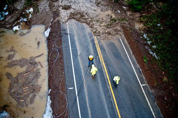 SRP_1073_Comcast Mud Slide Mt  Baker Highway_Mud Slide - Mt  Baker Highway