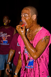 Jouvert in Belize City, September 3rd, 2011.