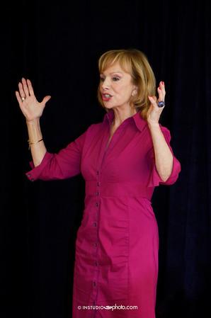 Joy Weston at Vista Feb 10, 2013