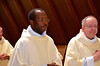 Fr. Francois Tsanga of the Congolese Province, who is on assignment with the Diocese of Brownsville, and Fr. Jim Schifano