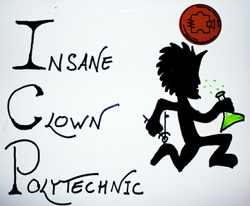 Insane Clown Polytechnic logotype
